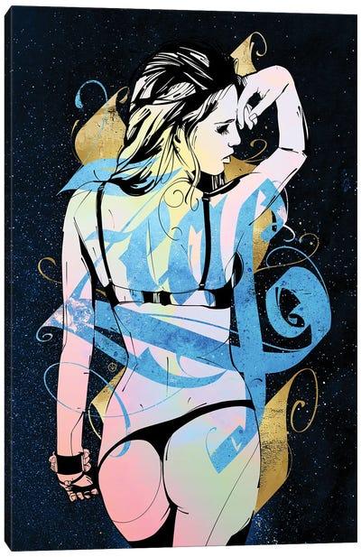 Zeal Canvas Art Print