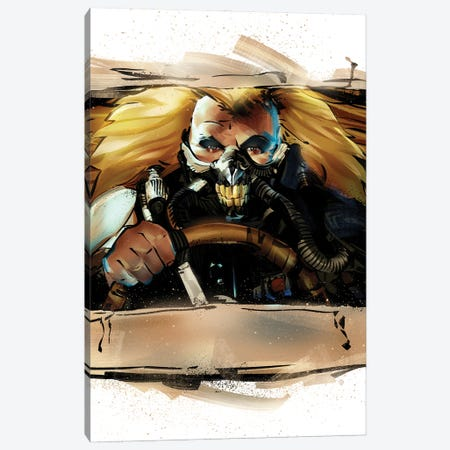 Immortan Joe Canvas Print #AKM161} by Nikita Abakumov Canvas Art Print