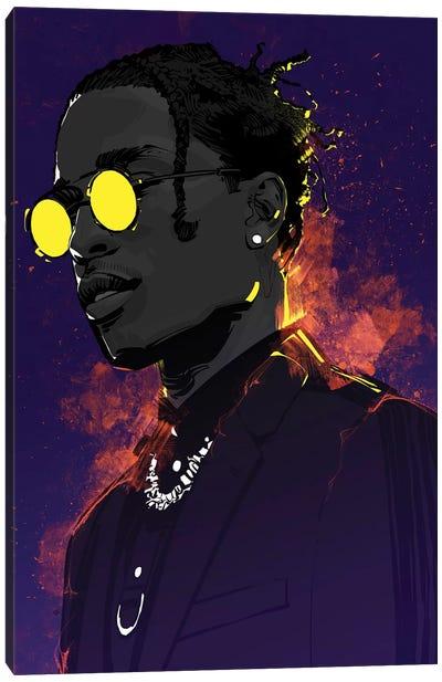 A$ap Rocky Canvas Art Print