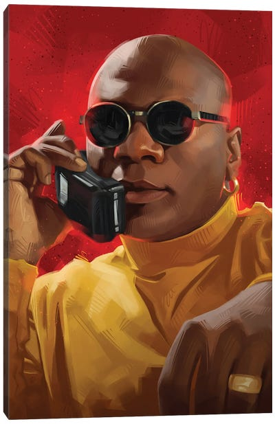 Marsellus Wallace Canvas Art Print