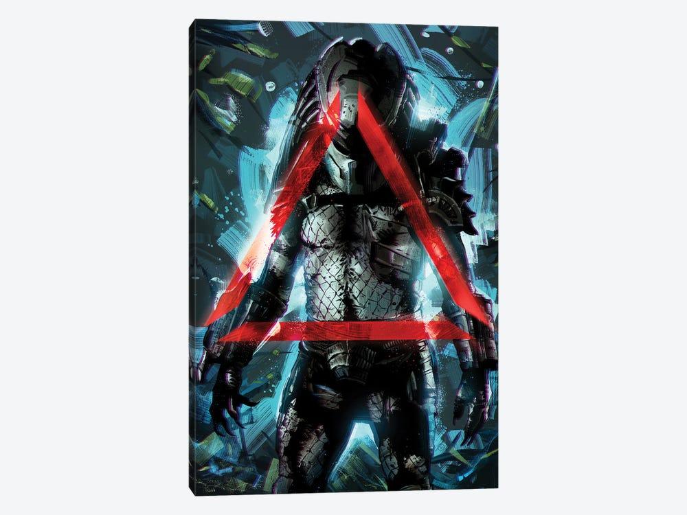 Predator II by Nikita Abakumov 1-piece Canvas Art