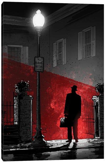 The Exorcist Canvas Art Print