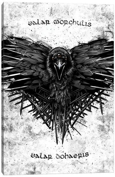 Valar Morghulis GOT Canvas Art Print