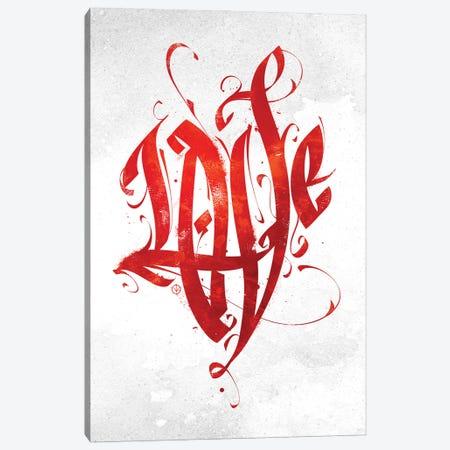 Love Canvas Print #AKM240} by Nikita Abakumov Canvas Artwork