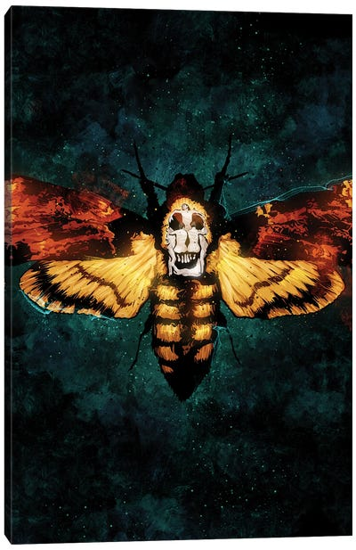 The Silence of the Lambs Canvas Art Print