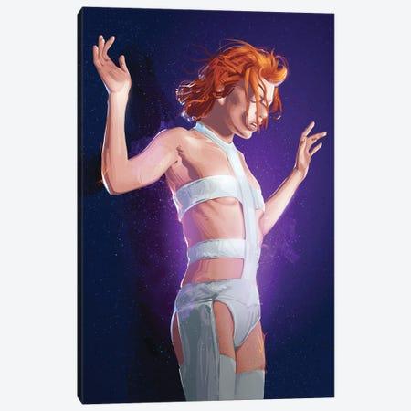 Leeloo I Canvas Print #AKM259} by Nikita Abakumov Canvas Art Print