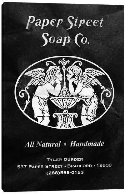 Paper Street Soap Co B Canvas Art Print