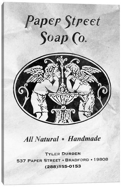 Paper Street Soap Co W Canvas Art Print