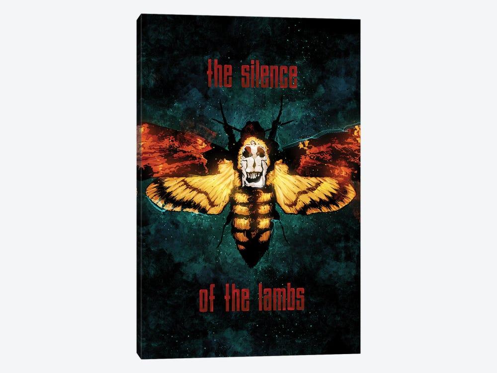 The Silence Of The Lambs by Nikita Abakumov 1-piece Canvas Print