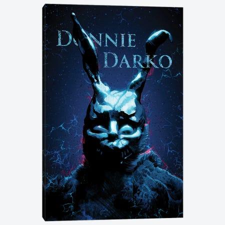 Donnie Darko Canvas Print #AKM274} by Nikita Abakumov Canvas Artwork