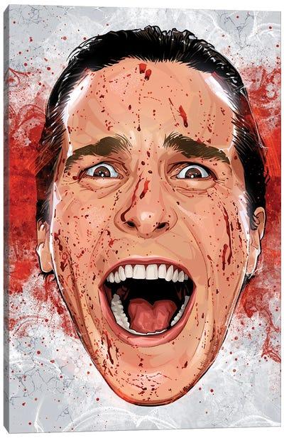 American Psycho Canvas Art Print