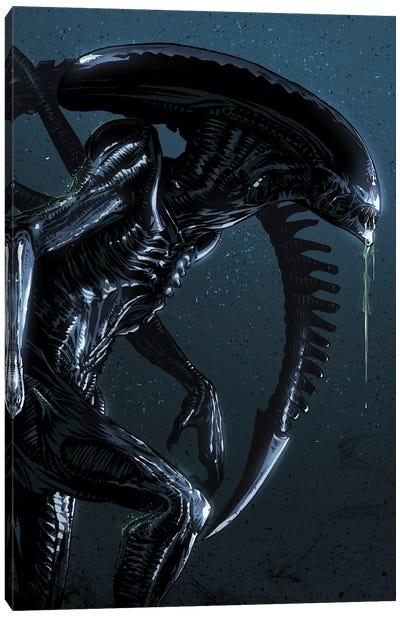 Xenomorph Alien Canvas Art Print