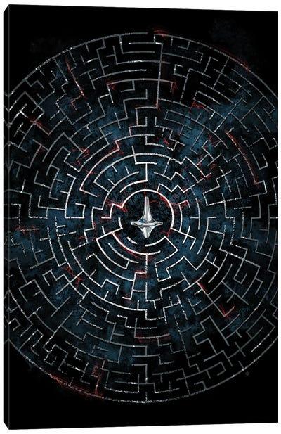 Inception Maze Canvas Art Print