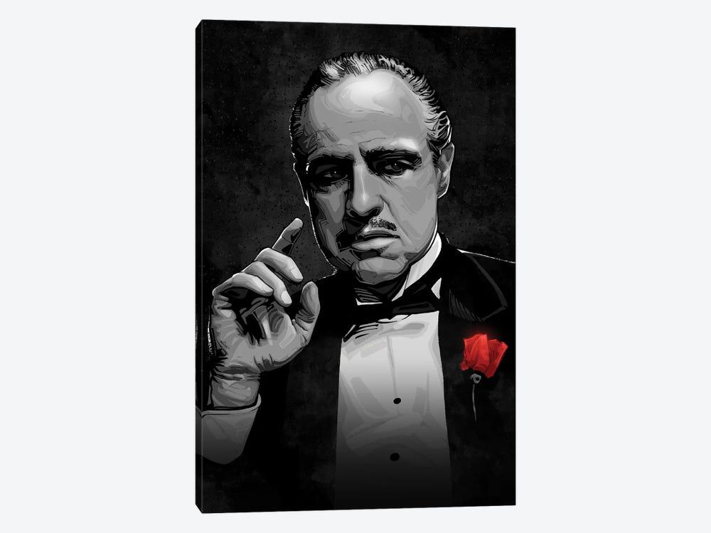 The Godfather by Nikita Abakumov 1-piece Canvas Artwork