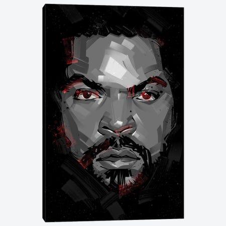 Ice Cube I Canvas Print #AKM30} by Nikita Abakumov Canvas Art
