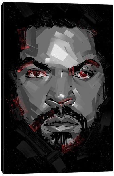 Ice Cube I Canvas Art Print