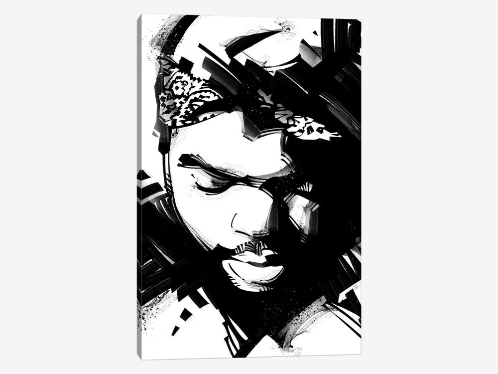 Ice Cube II by Nikita Abakumov 1-piece Canvas Artwork