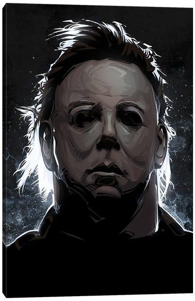 Michael Myers Halloween Canvas Art Print