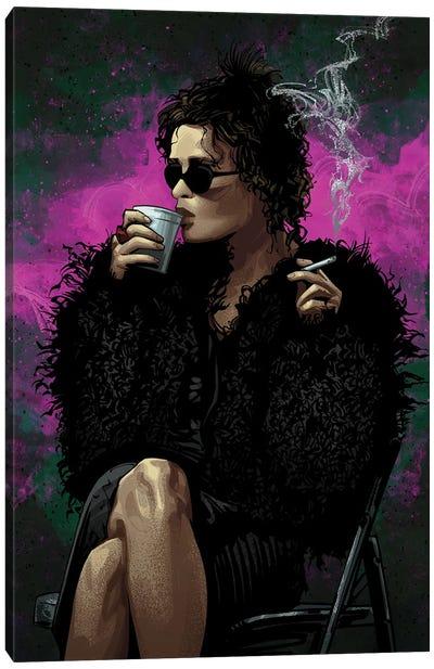 Marla Singer Fight Club Canvas Art Print