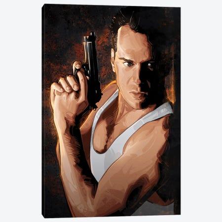 Die Hard I Canvas Print #AKM340} by Nikita Abakumov Canvas Art Print