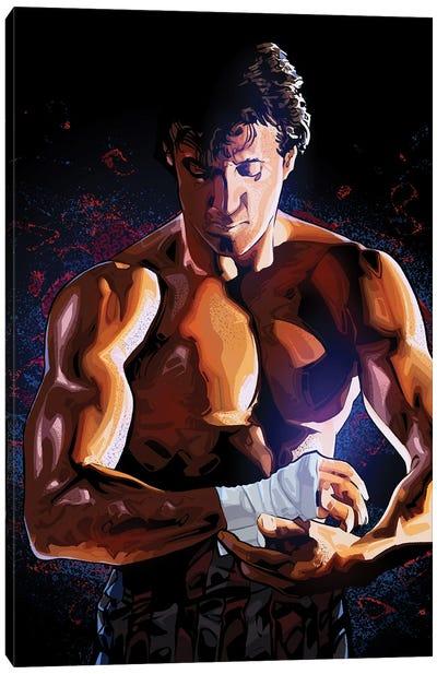 Rocky IV Canvas Art Print