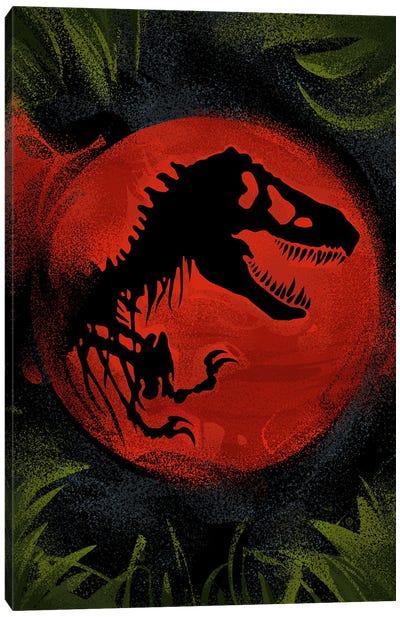 Jurassic World Canvas Art Print