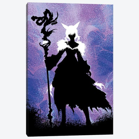Spirit Of The Sorceress Canvas Print #AKM385} by Nikita Abakumov Canvas Art