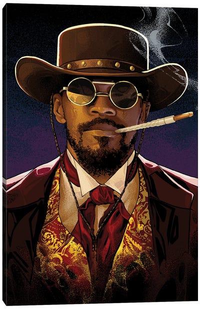 Django Unchained Jamie Canvas Art Print