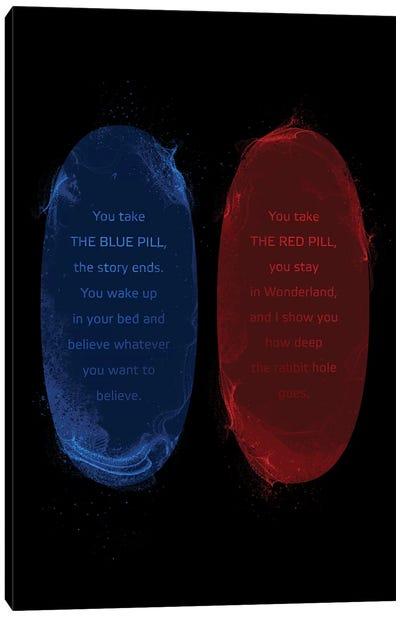 Matrix Pills Canvas Art Print