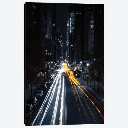 NYC XVI Canvas Print #AKM66} by Nikita Abakumov Canvas Wall Art