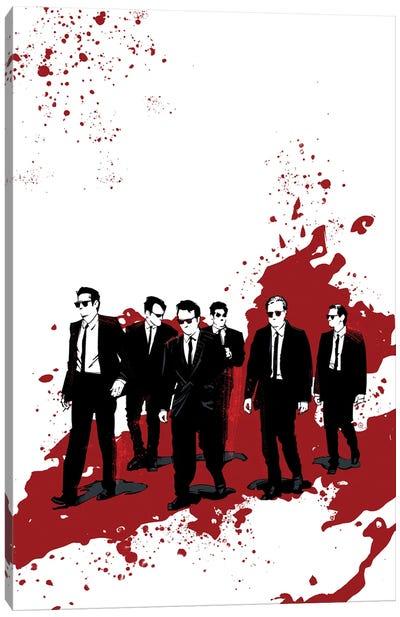 Reservoir Dogs Canvas Art Print