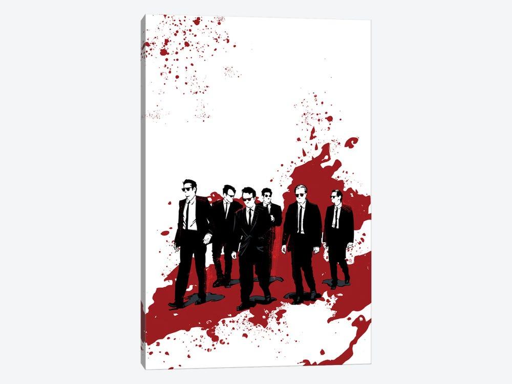 Reservoir Dogs by Nikita Abakumov 1-piece Art Print