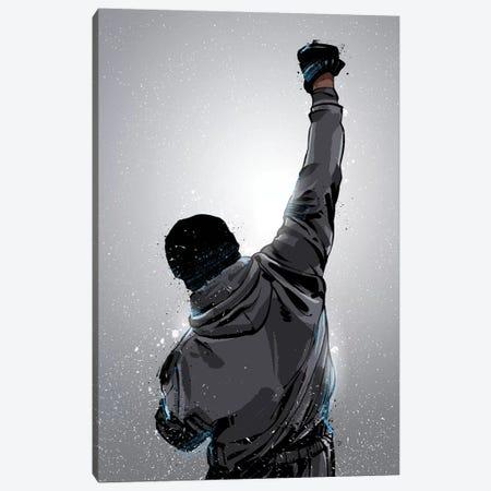 Rocky Win Canvas Print #AKM76} by Nikita Abakumov Canvas Art Print