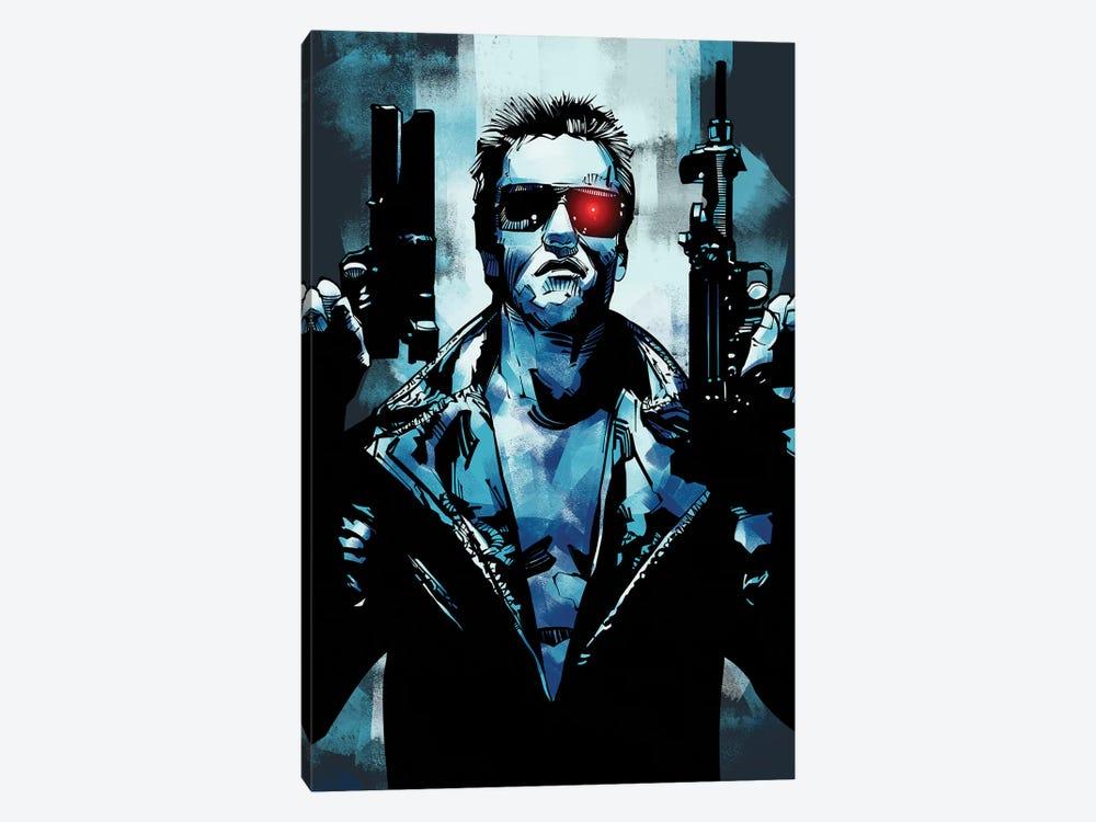 Terminator 3 by Nikita Abakumov 1-piece Canvas Artwork