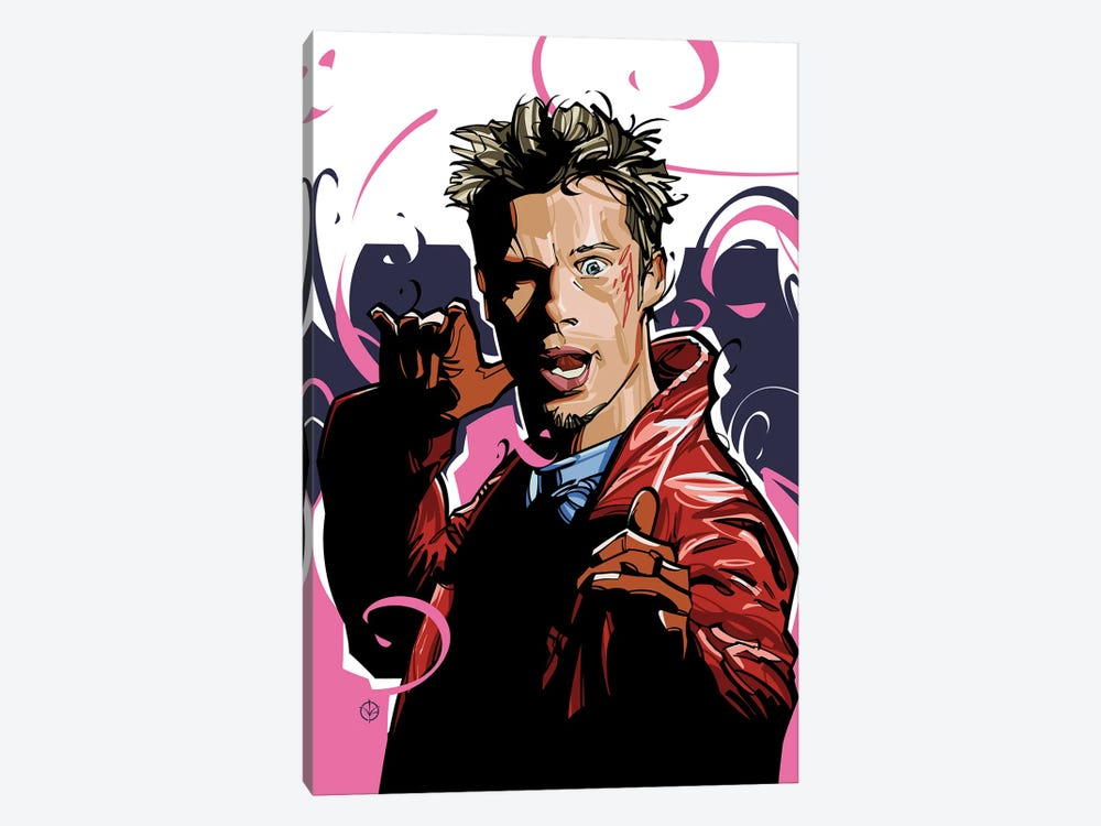 Tyler Durden 1-piece Canvas Print