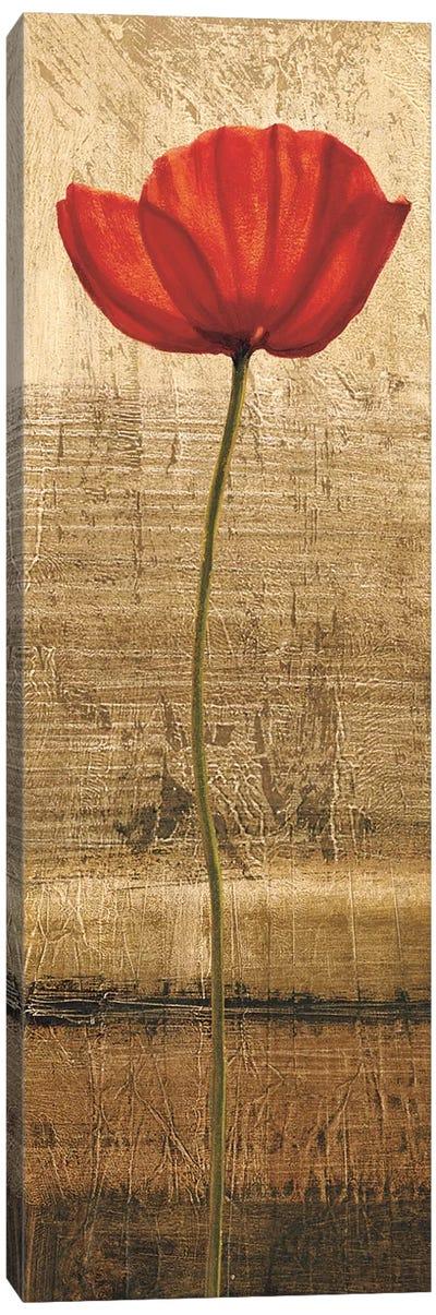 Poppy Panel I Canvas Art Print