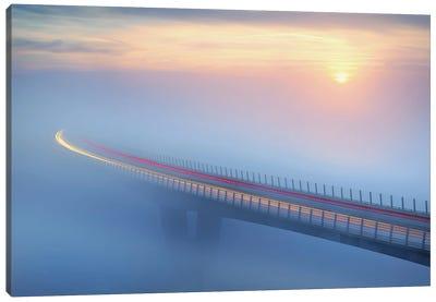 Bridge To Canvas Art Print
