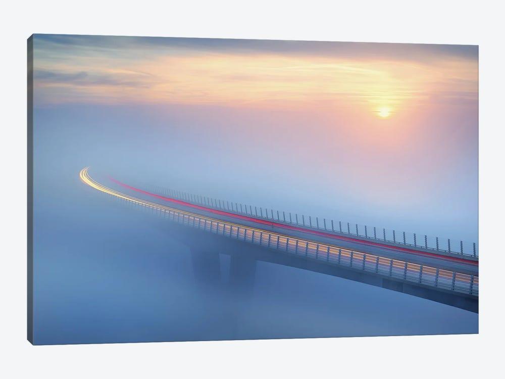 Bridge To by Ales Komovec 1-piece Canvas Art Print