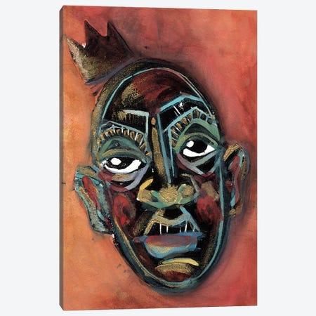 The Ruler Canvas Print #AKR110} by Akaimi the Artist Art Print