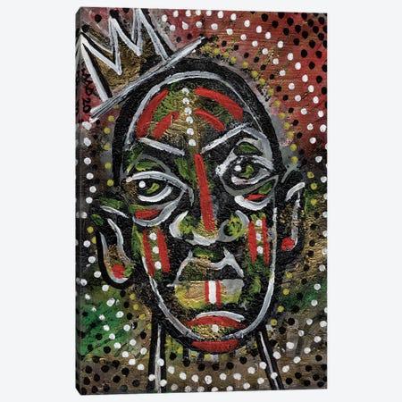 The Mad King Canvas Print #AKR113} by Akaimi the Artist Canvas Print