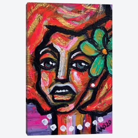 Aloha Canvas Print #AKR117} by Akaimi the Artist Canvas Wall Art