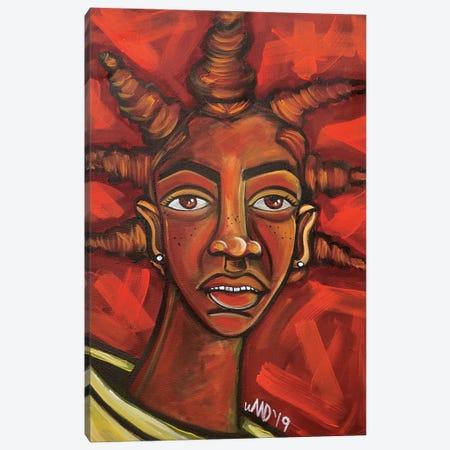 Matilda Canvas Print #AKR126} by Akaimi the Artist Canvas Print