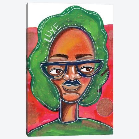 Luxe Canvas Print #AKR67} by Akaimi the Artist Canvas Print