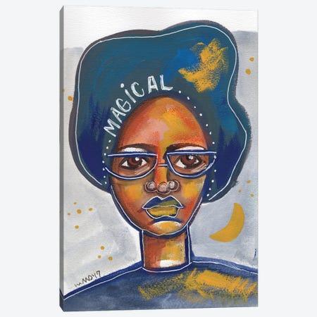 Magical Canvas Print #AKR68} by Akaimi the Artist Canvas Artwork