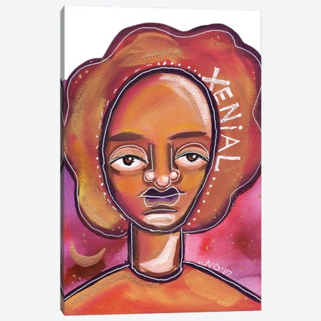 Xenial Canvas Print #AKR78} by Akaimi the Artist Art Print