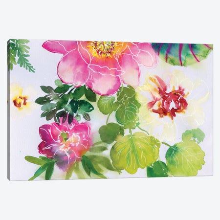 Fairy Sunset II Canvas Print #AKS101} by Andrea Kosar Art Print
