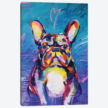Adorable Canvas Print #AKT22} by Aliaksandra Tsesarskaya Canvas Wall Art