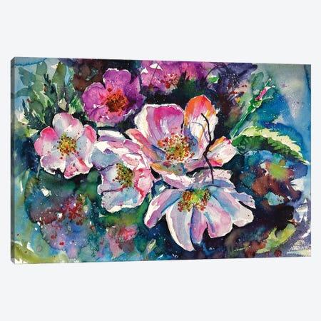 Briar Canvas Print #AKV10} by Anna Brigitta Kovacs Art Print