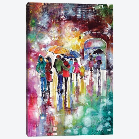 Cold Day Canvas Print #AKV15} by Anna Brigitta Kovacs Canvas Artwork