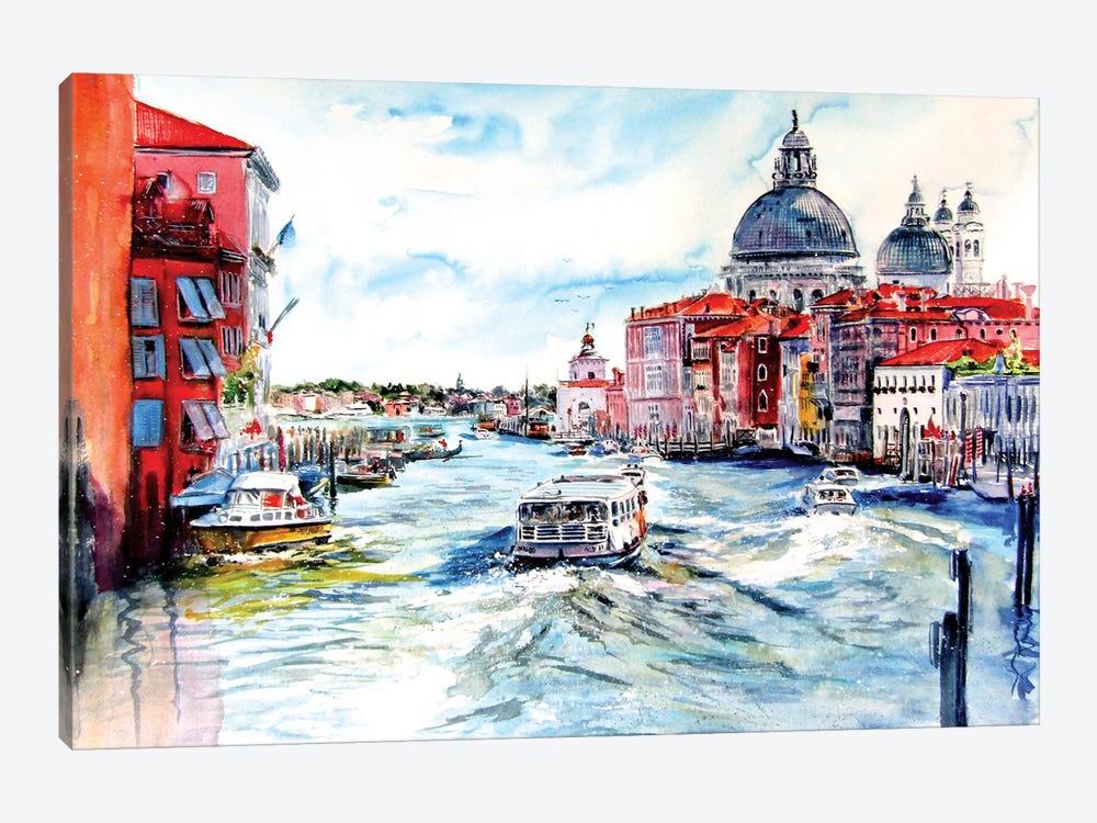 Venice by Anna Brigitta Kovacs 1-piece Canvas Artwork